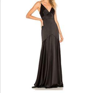 Jill Stuart Rosy Gown/Dress in Black